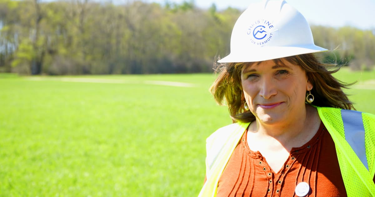 This Transgender Woman Transitioned While CEO — And Is Now After Another Top Job