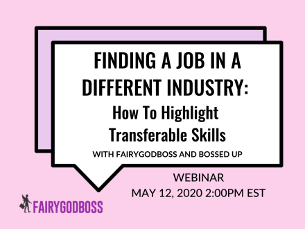 Finding A Job In A Different Industry: How To Highlight Transferable Skills