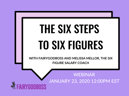 The Six Steps To Six Figures