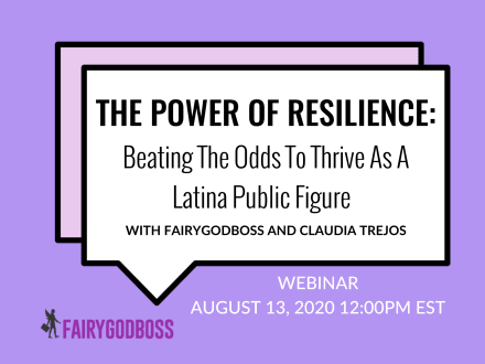 The Power Of Resilience: Beating The Odds To Thrive As A Latina Public Figure