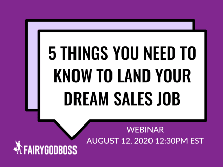5 Things You Need to Know to Land Your Dream Sales Job