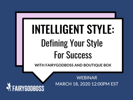 Intelligent Style: Defining Your Style For Success