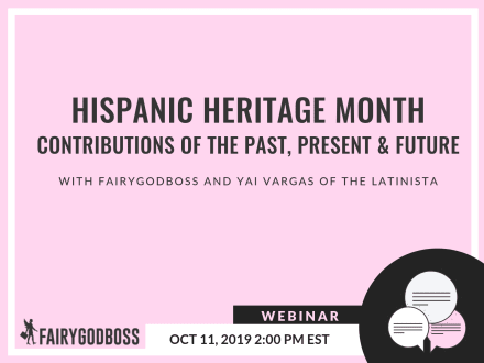 Hispanic Heritage Month: Contributions of the Past, Present & Future