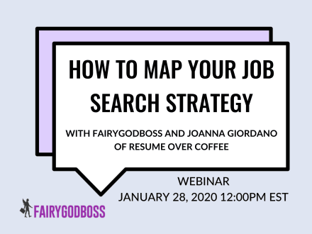 How To Map Your Job Search Strategy