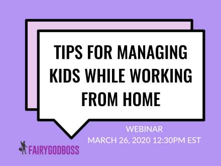 Tips For Managing Kids While Working From Home