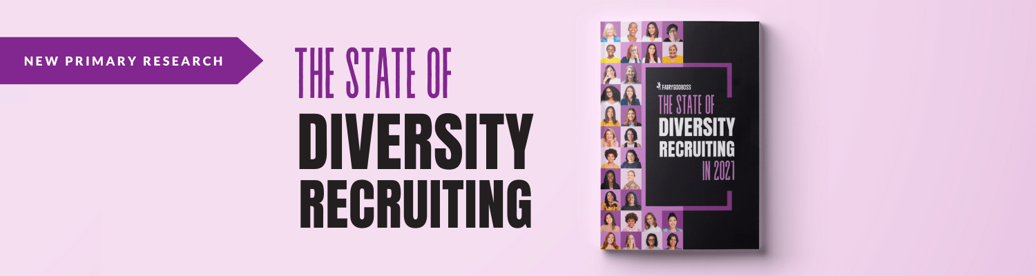 New Research: The State of Diversity Recruiting in 2021