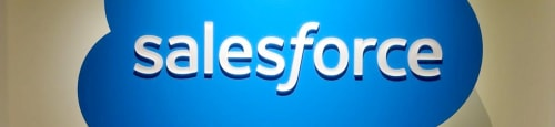 Salesforce banner