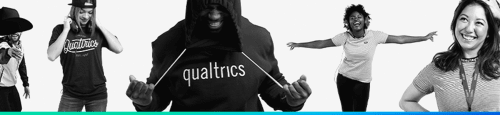 Qualtrics banner