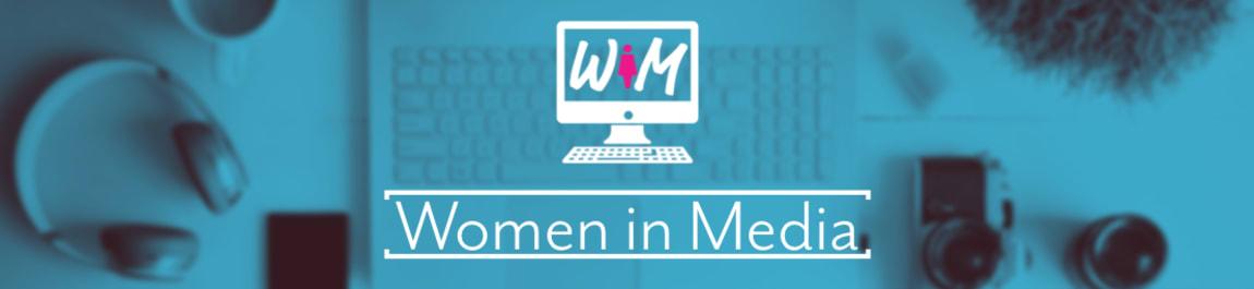 Women in Media header image