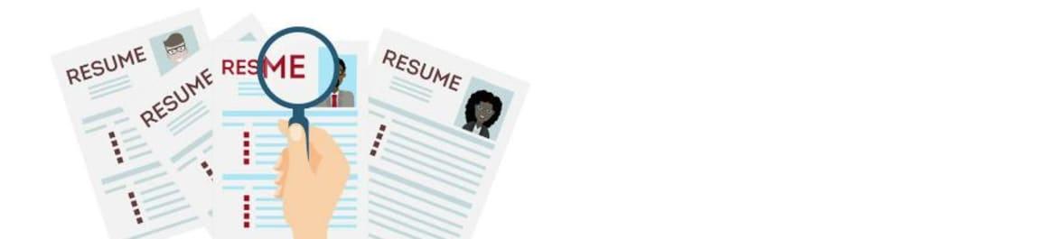 Resume Over Coffee header image