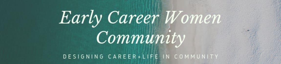 Early Career Women  header image