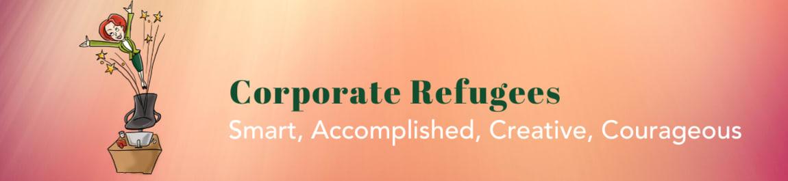 Corporate Refugees header image