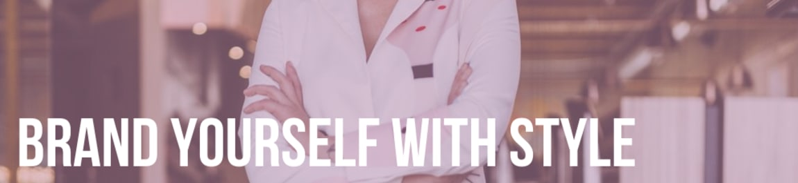Brand Yourself with Style header image