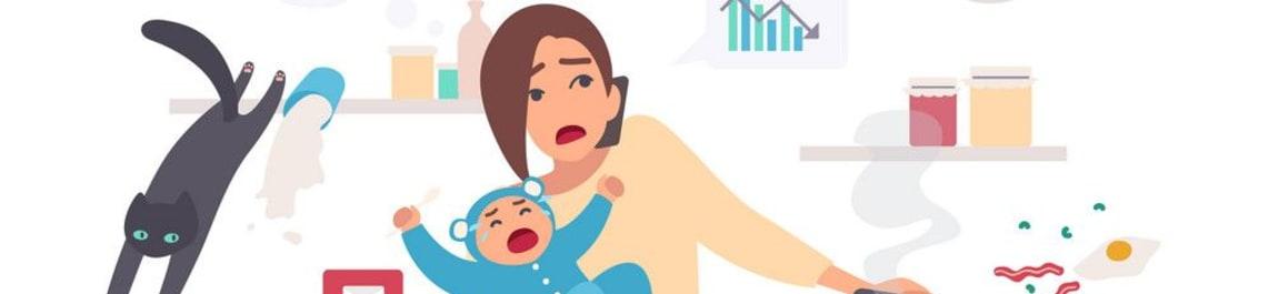 Mom Life header image