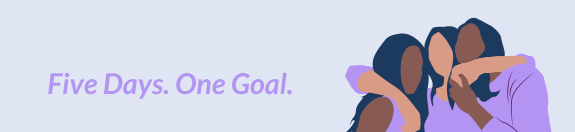 The 5-Day 'Women's Equality' Challenge header image