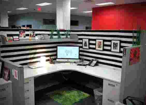 ... Your Cubicle, Or You Can Add A Border Or Cool Designs Using Washi Tape.  Talk About An All In One Solution For Bidding Your Office Decor Blues  Goodbye!