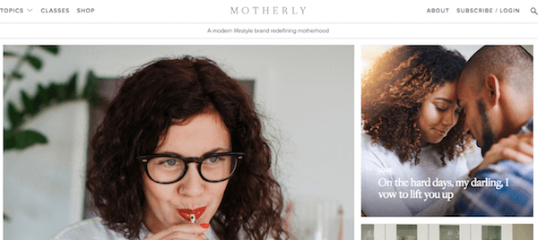 22 Mom Blogs That Will Inspire The Heck Out Of You | Fairygodboss