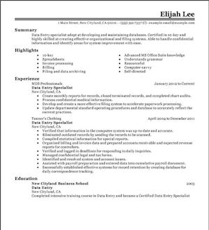 These Resume Templates May Be A Good Option For Anyone Looking An Easy To Use Way Build That Allows You Even Insert Keywords And Action