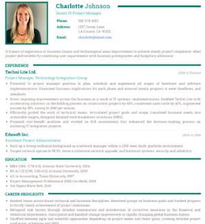 the 17 best resume templates fairygodboss