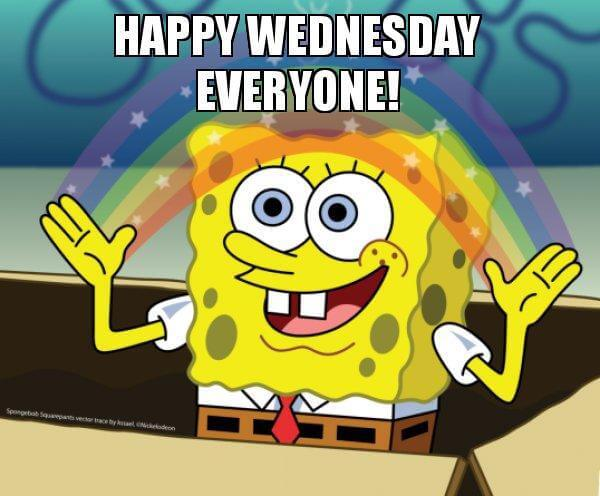 25 Happy Wednesday Memes That Will Make It a Little Easier to Get ...
