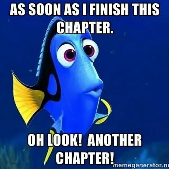 reading books memes meme funny quotes dory read chapter library oh sleep late ll things reader keep disney insta quote