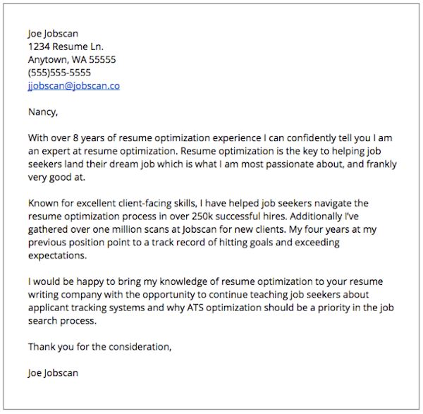 Exactly How To Start A Cover Letter (Plus Examples