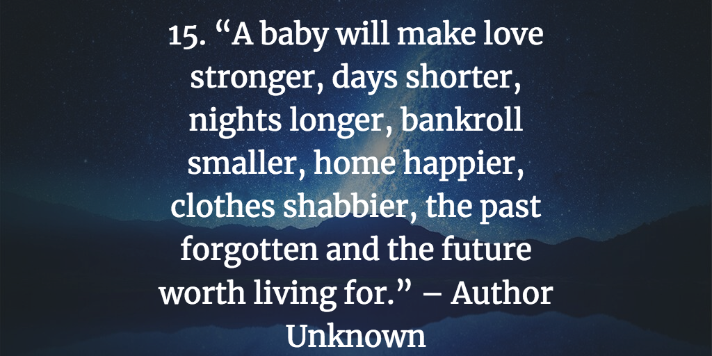 27 Pregnancy Quotes That Perfectly Capture The Magic of It