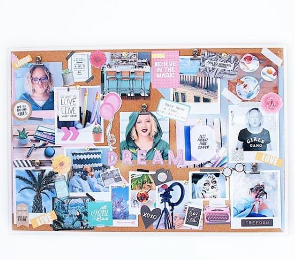 Vision Boards Examples Steps To Making One And More Fairygodboss