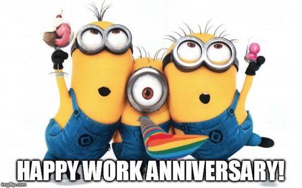 35 Hilarious Work Anniversary Memes To Celebrate Your Career Fairygodboss