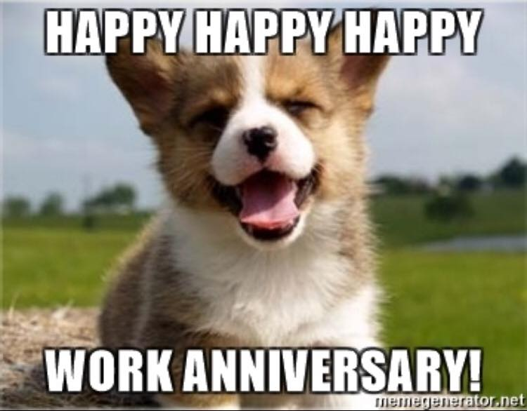 Featured image of post Funny Happy Work Anniversary Meme