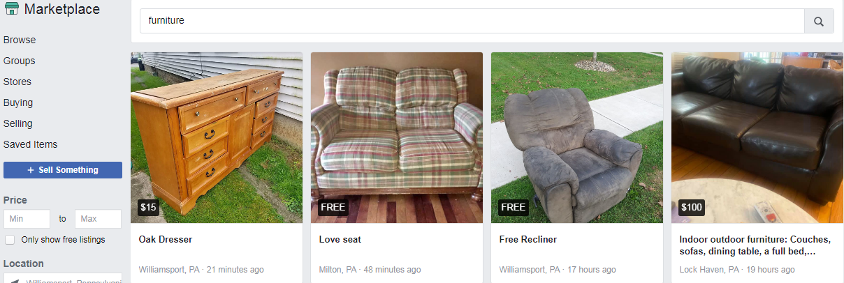 The Best Way To Sell Furniture 10 Methods To Try Fairygodboss