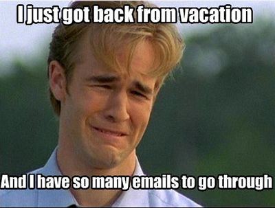 35 Painful Work-After-Vacay Memes for Anyone Struggling to Transition |  Fairygodboss
